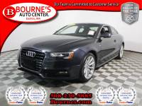 2016 Audi A5 2.0T Premium AWD w/ Navigation,Leather,Sunroof,Heated Front Seats, And Backup Camera.
