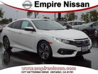 Used 2017 Honda Civic EX-L For Sale in Ontario CA | Serving Los Angeles, Fontana, Pomona, Chino | 19XFC1F74HE215167