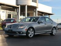 Pre-Owned 2010 Mercedes-Benz C 300 AWD 4MATIC®