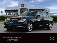 Certified Pre-Owned 2013 Mercedes-Benz C 300 AWD 4MATIC®