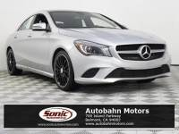 Pre-Owned 2014 Mercedes-Benz CLA-Class CLA 250 Coupe