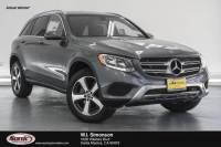 Demo 2018 Mercedes-Benz GLC GLC 300 SUV