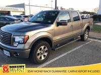 Used 2012 Ford F-150 FX4 Truck SuperCrew Cab V-6 cyl for sale in Richmond, VA