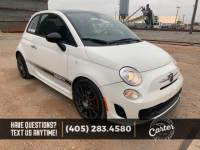 Pre-Owned 2014 FIAT 500 Abarth FWD 2D Hatchback