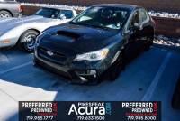 Pre-Owned 2017 Subaru WRX Base AWD