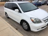 2007 Honda Odyssey Touring Minivan/Van FWD