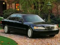 Pre-Owned 1997 Acura RL 3.5 FWD 4D Sedan