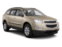 Pre-Owned 2010 Chevrolet Traverse LT AWD