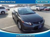 2012 Honda Civic EX Coupe 5-Speed AT