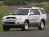 2004 Toyota 4Runner SUV 4WD