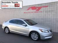Pre-Owned 2011 Honda Accord 2.4 EX-L Sedan Front-wheel Drive in Avondale, AZ