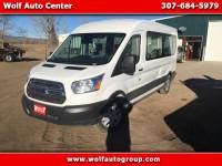 2018 Ford Transit 350 Wagon Med. Roof XL w/Sliding Pass. 148-in. WB