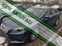 Used 2016 Subaru Legacy 2.5i For Sale In Ann Arbor