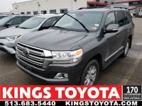 Certified Pre-Owned 2016 Toyota Land Cruiser Base Sport Utility in Cincinnati, OH