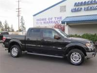 Used 2014 Ford F-150 Lariat 4x4 SuperCrew Cab Styleside 5.5 ft. box 145 Crew Cab Truck For Sale Bend, OR