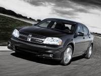 2012 Dodge Avenger SXT Plus Sedan - Used Car Dealer Serving Upper Cumberland Tennessee