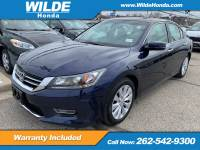 Certified Pre-Owned 2013 Honda Accord EX FWD 4dr Car