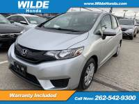 Certified Pre-Owned 2016 Honda Fit LX FWD Hatchback