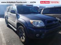 Pre-Owned 2008 Toyota 4Runner Limited 4WD 4D Sport Utility