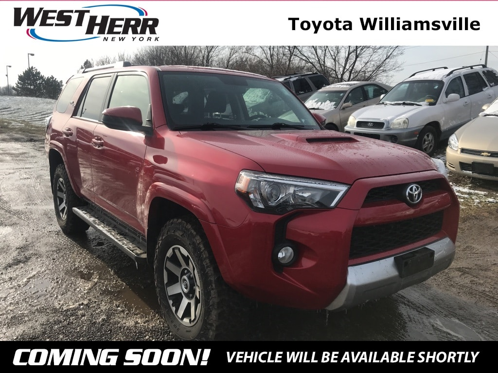Photo 2017 Toyota 4Runner TRD Off-Road SUV For Sale - Serving Amherst