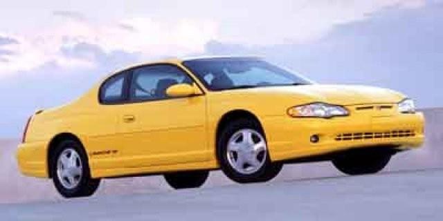 Photo 2003 Chevrolet Monte Carlo SS Coupe in Glen Burnie