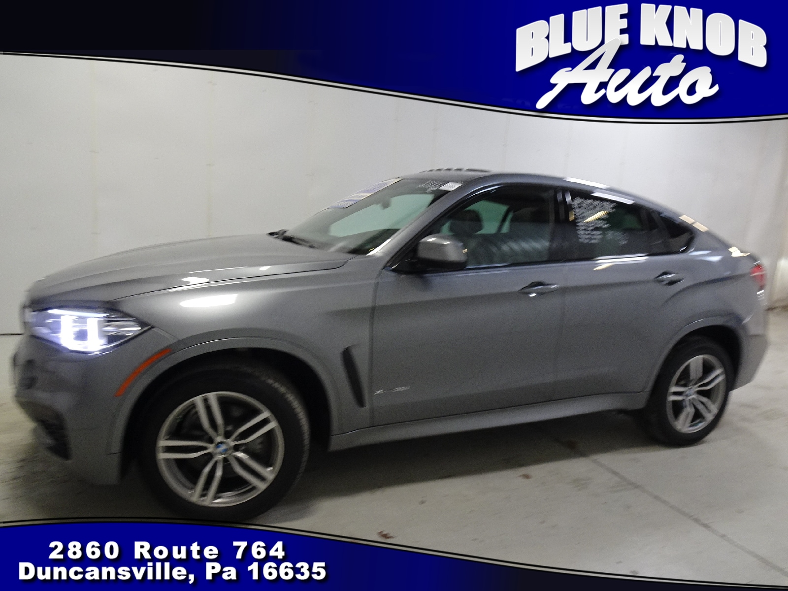 Photo 2016 BMW X6 xDrive35i MSPORT Sports Activity Coupe in Duncansville  Serving Altoona, Ebensburg, Huntingdon, and Hollidaysburg PA