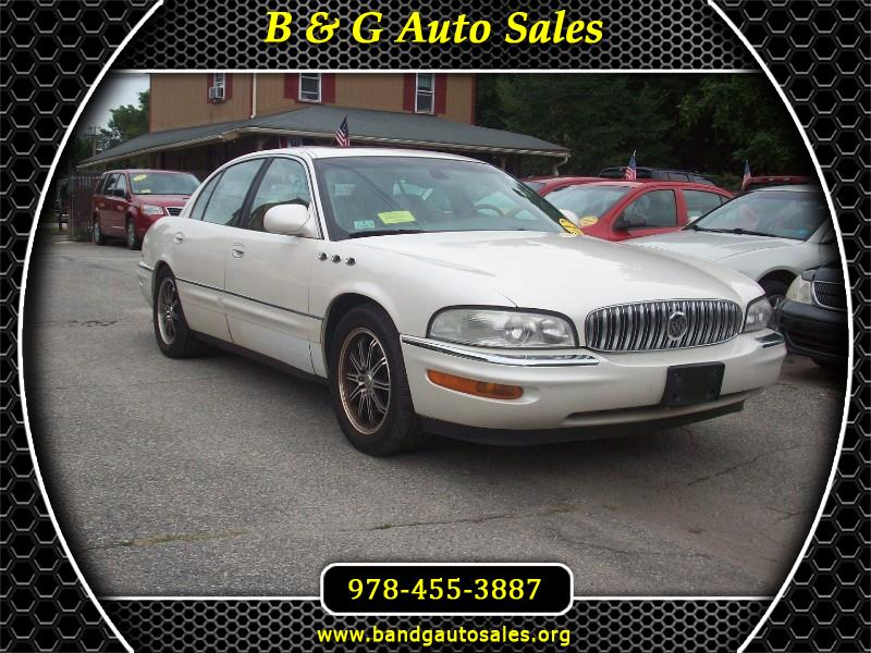 Photo 2003 Buick Park Avenue Ultra