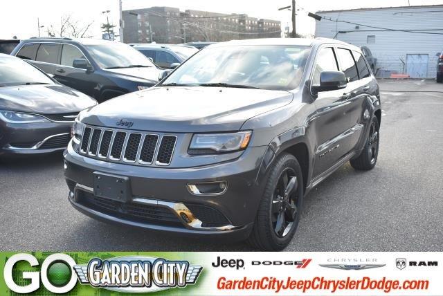 Photo Used 2015 Jeep Grand Cherokee High Altitude 4WD High Altitude For Sale  Hempstead, Long Island, NY