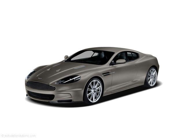 Photo Used 2009 Aston Martin DBS Coupe near Boston, MA