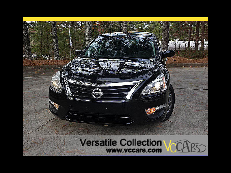 Photo 2015 Nissan Altima 2.5 S Sports Package Camera Alloys Spoiler XM BT