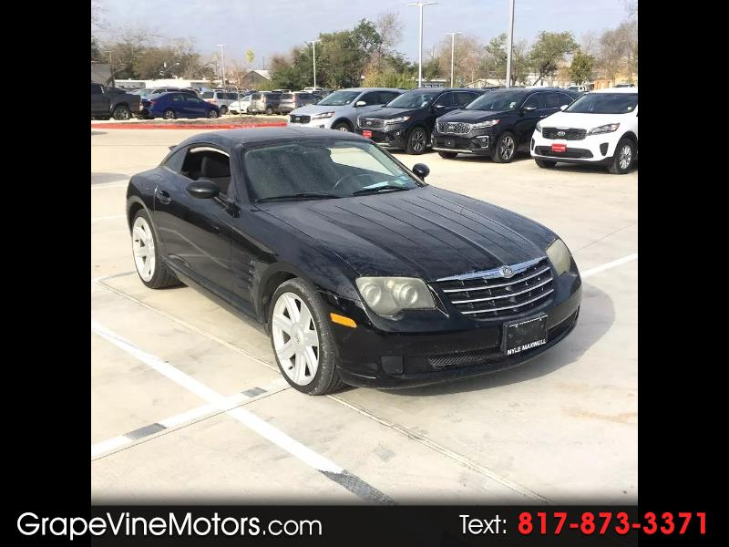 Photo 2005 Chrysler Crossfire Coupe