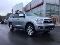2016 Certified Toyota Sequoia For Sale West Simsbury   5TDJY5G17GS136464