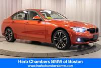 Pre-Owned 2018 BMW 330i xDrive Sedan in Boston, MA
