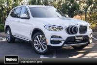 Used 2019 BMW X3 sDrive30i SUV For Sale Near Los Angeles
