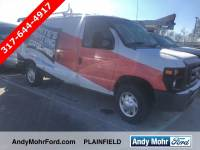 Pre-Owned 2011 Ford E-150 Commercial RWD 3D Cargo Van