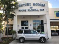 2006 Honda Pilot EX-L with NAVI AWD 4x4 Heated Leather 6 Disc CD