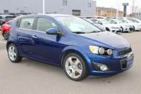 2012 Chevrolet Sonic LZ (A6) Hatchback