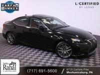 L/Certified 2016 Lexus IS 300 4dr Sdn AWD F SPORT