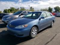 Used 2003 Toyota Camry LE For Sale