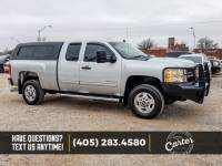 Pre-Owned 2012 Chevrolet Silverado 2500HD LT RWD Extended Cab