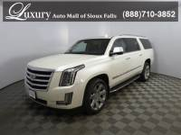 Certified Pre-Owned 2015 CADILLAC Escalade ESV Premium SUV for Sale in Sioux Falls near Vermillion
