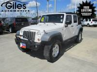 2009 Jeep Wrangler Unlimited X SUV