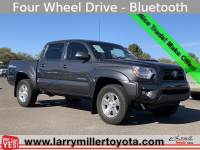 Certified 2015 Toyota Tacoma For Sale | Peoria AZ | Call 602-910-4763 on Stock #90379A