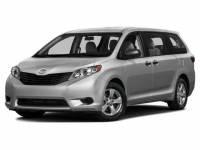 2016 Toyota Sienna LE 8 Passenger Van Front-wheel Drive in Temecula