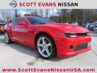 Pre-Owned 2014 Chevrolet Camaro LT RS RWD 2dr Car