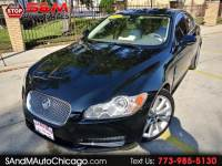 2010 Jaguar XF 4dr Sdn Supercharged