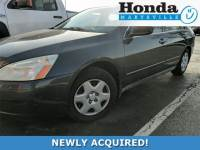 Used 2005 Honda Accord LX Sedan