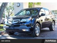 2008 Acura MDX 3.7L Technology Package