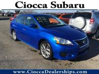Used 2014 Nissan Sentra SR For Sale in Allentown, PA