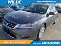 Certified Pre-Owned 2013 Honda Accord Touring With Navigation